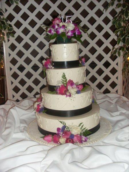 Aisa's cake