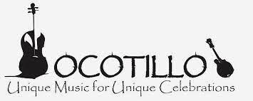 Ocotillo musical group cello mandolin Unique music for unique celebrations